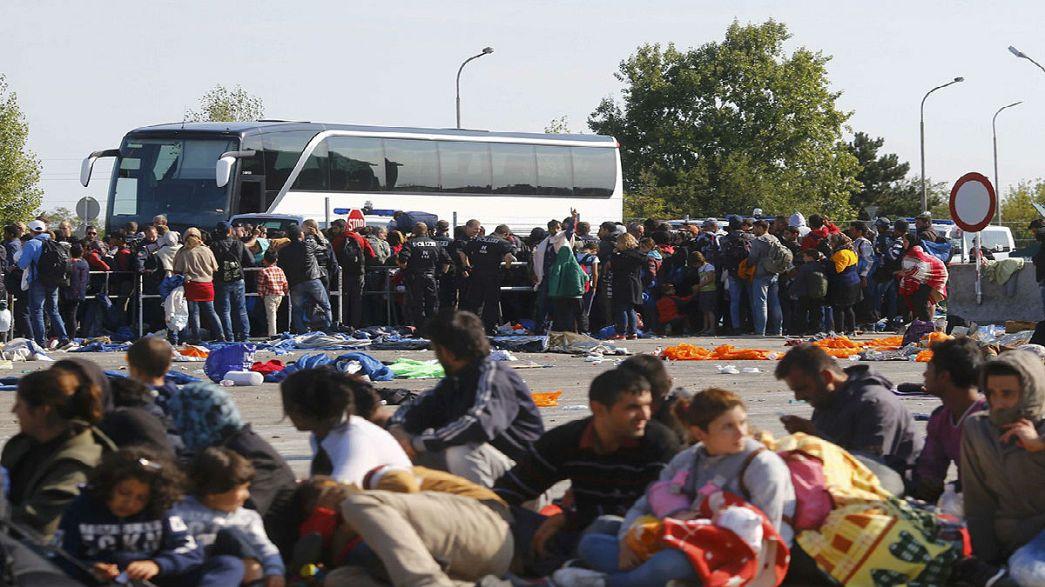 النمسا تنشر قوات ومدرعات على حدودها مع إيطاليا لمنع تدفق المهاجرين