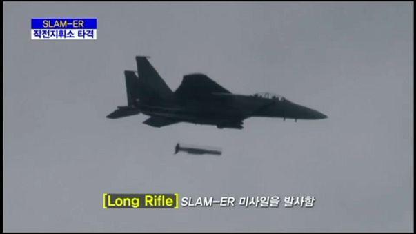 شاهد.. ماذا سيحل في شبه الجزيرة الكورية لو اندلعت الحرب بين الكوريتين الشمالية والجنوبية؟