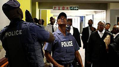 Thieves burgle HQ of South Africa's top police crime busting unit