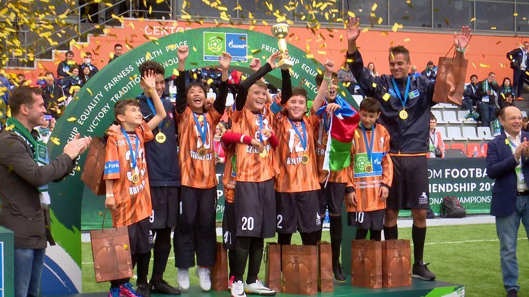 Football for Friendship: il calcio dei bambini per promuovere la tolleranza
