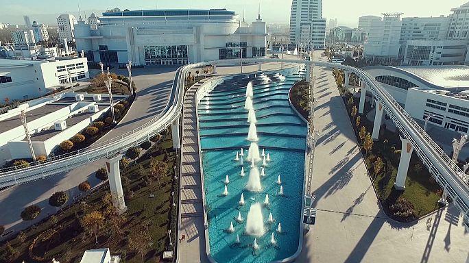 Per i Giochi asiatici e arti marziali indoor apre le porte un colossale complesso olimpico
