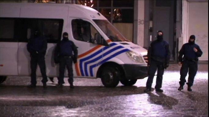 Coup de filet en France et en Belgique