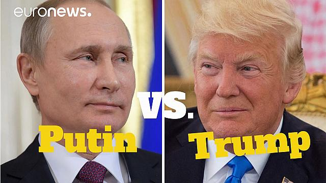 Reicher, größer, älter - Putin und Trump im Faktencheck
