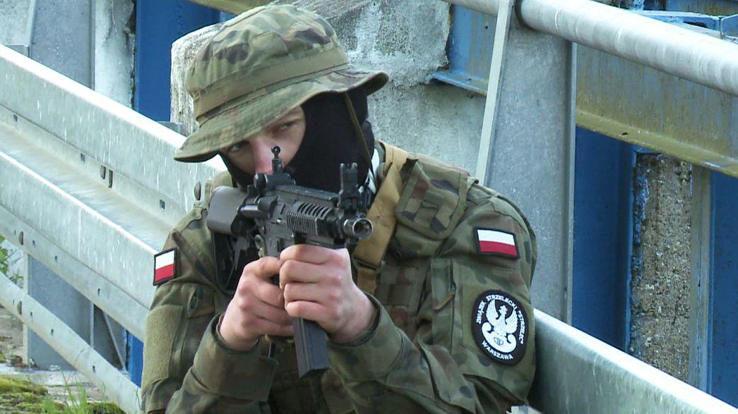 Estonia asume la presidencia de la UE con la vista puesta en la defensa