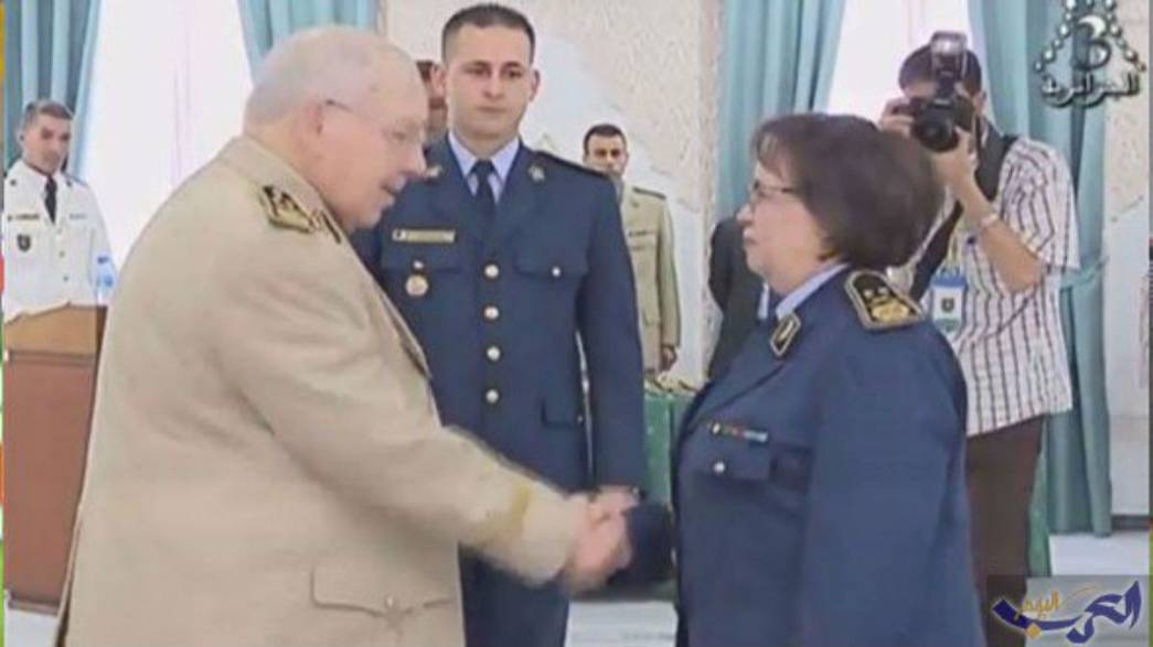 ترقية امرأة لرتبة لواء لأول مرة في تاريخ الجزائر