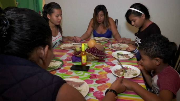 Avalancha de emigrantes centroamericanos en México
