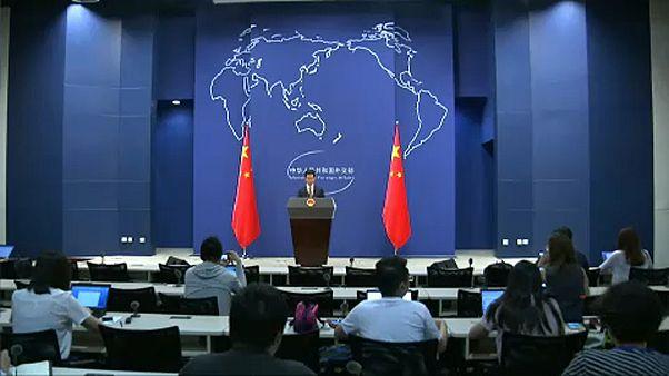 Feszültség India és Kína határán