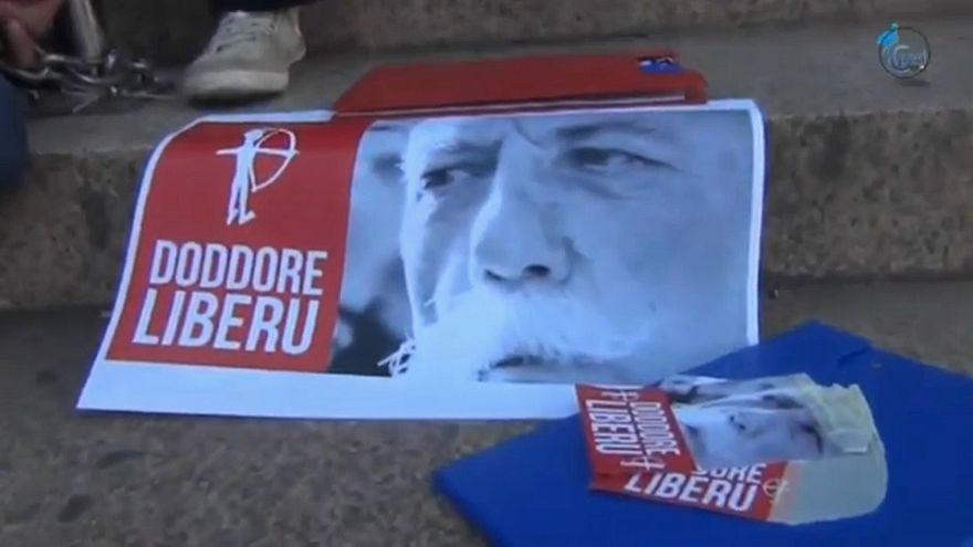 È morto dopo due mesi di sciopero della fame in carcere l'indipendentista sardo Doddore Meloni