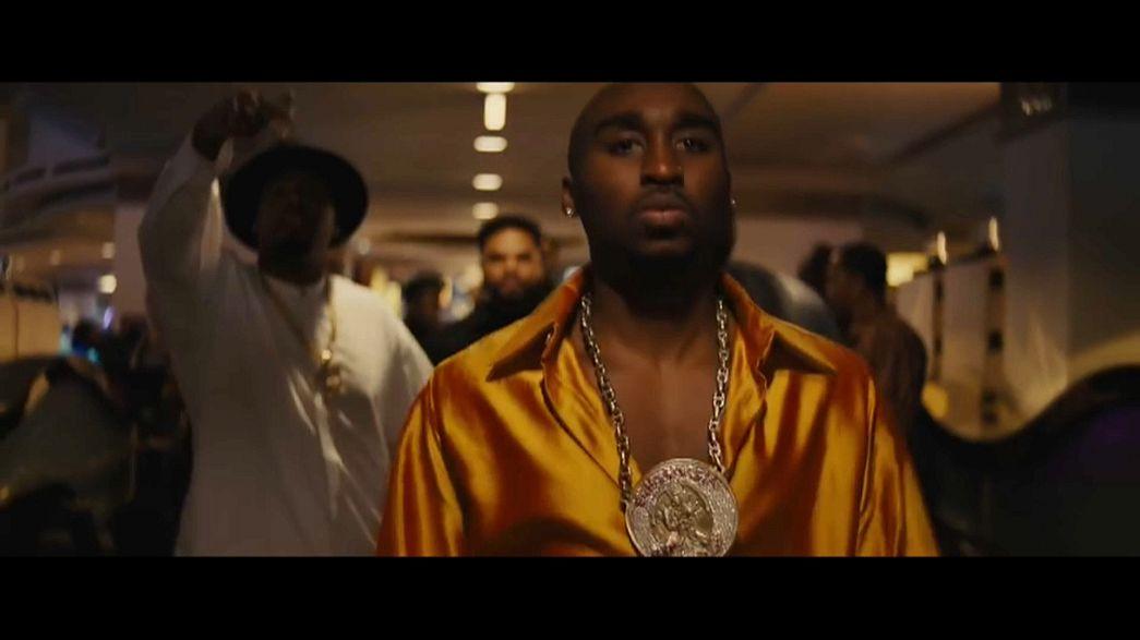 """Tupac Shakur """"renasce"""" no grande ecrã e volta a faturar milhões"""
