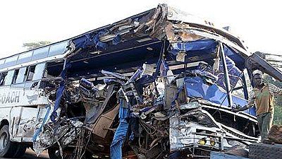 Centrafrique : 77 morts dans un accident de la route