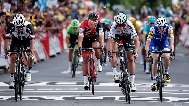 Tour de France: 'I didn't do anything wrong,' says Peter Sagan
