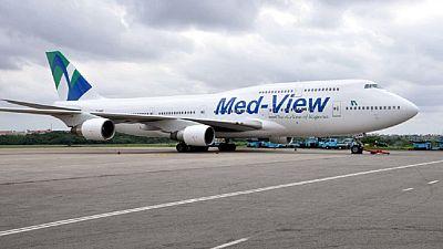 Nigerian teenager survives 12-hr Lagos-London flight in wheel compartment