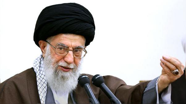انتشار خبر دیدار رهبر ایران با فرماندهان سپاه پس از پرتاب موشک به دیرالزور