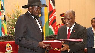 S. Sudan to adopt Swahili as official language, seeks Tanzania's help
