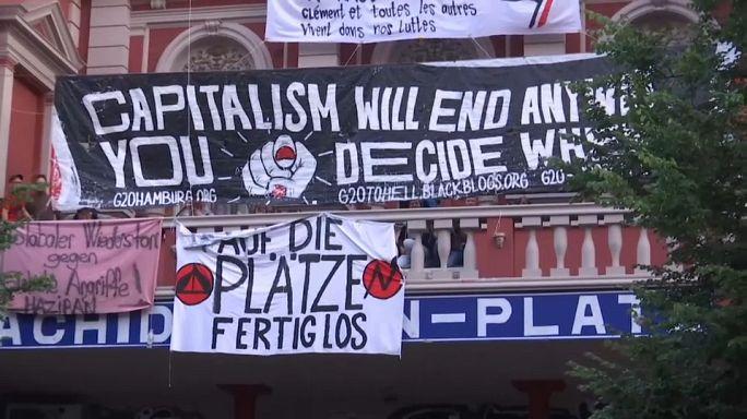 Amburgo: benvenuti all'inferno