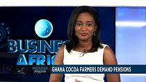 Central African states diversify economies & we focus on Ghana cocoa farmers' pension [Business Africa]