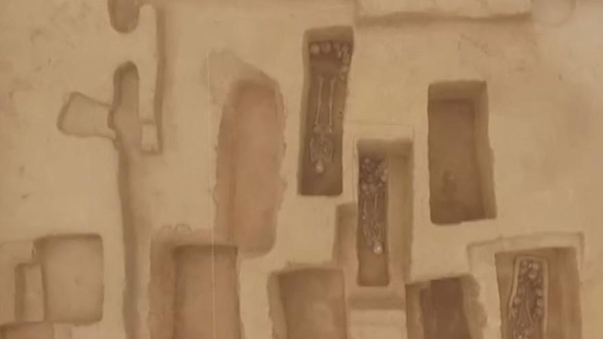 Ötezer éves óriásokra bukkantak Kínában
