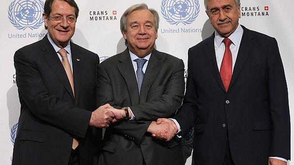 Κυπριακό: Οι δραματικές εξελίξεις που οδήγησαν στο αδιέξοδο