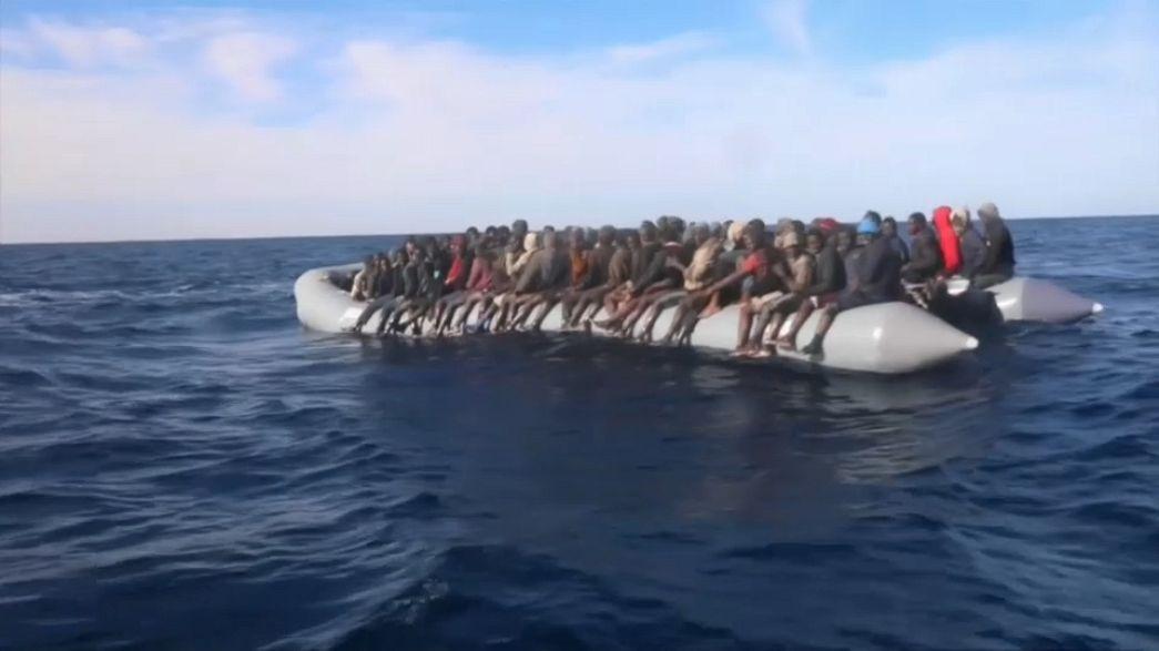 Migrants : Amnesty International épingle les Européens