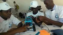 Gambian robotics team denied visas to attend competition in the U.S.