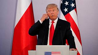 ترامپ: واکنش شدید به کره شمالی در دست بررسی است