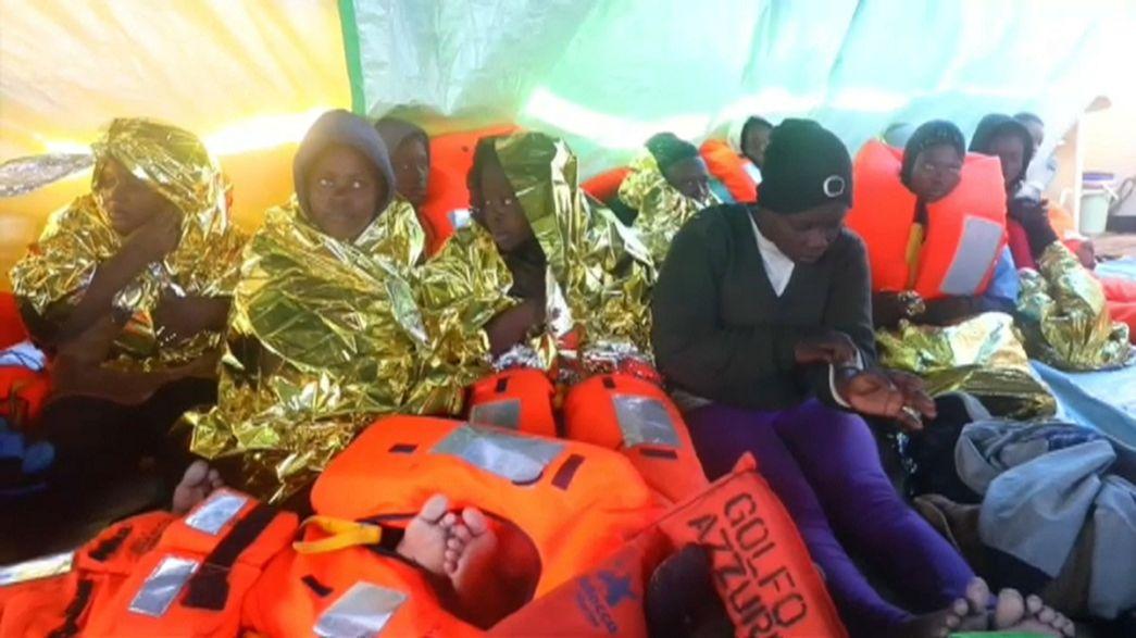 Amnesty International slams EU migrant policy