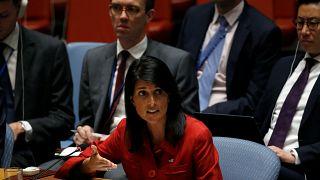 واشنطن تلوح باستخدام القوة ضد كوريا الشمالية إذا دعت الضرورة