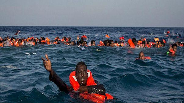 العفو الدولية: سياسة اللامبالاة الأوروبية سبب في ارتفاع عدد قتلى المهاجرين في البحر