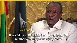 Guinea's Conde talks sports: AFCON 2023, Pogba's shirt, the Syli Nationale