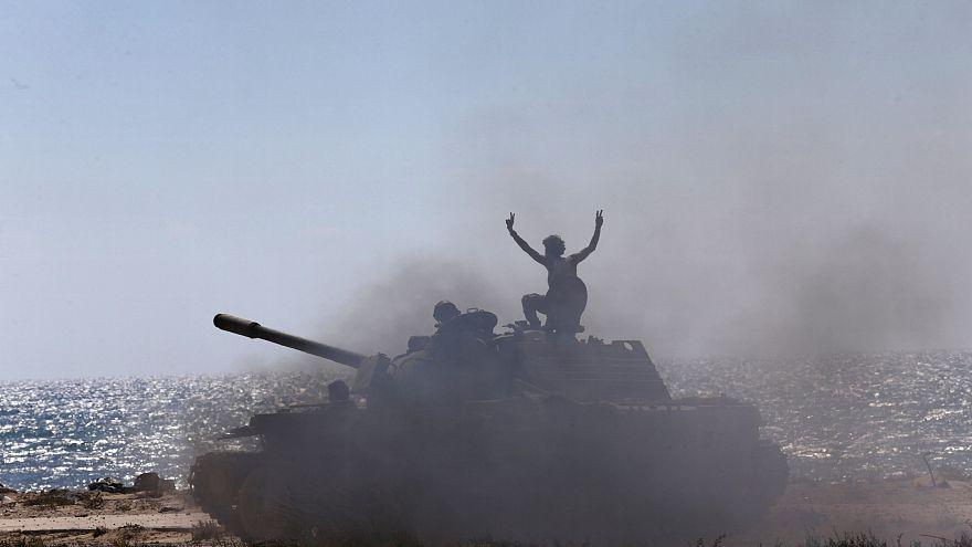 ارتش ملی لیبی: بنغازی آزاد شد