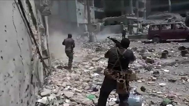 الطوق يضيق حول عنق داعش في الموصل القديمة