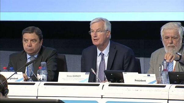 Barnier advierte a Londres de que no habrá 'brexit' sin dolor