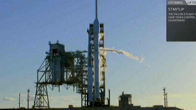 SpaceX вывела на орбиту спутник Intelsat 35e