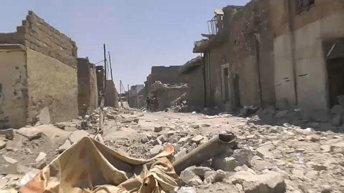 Mossul: Eine Stadt in Trümmern