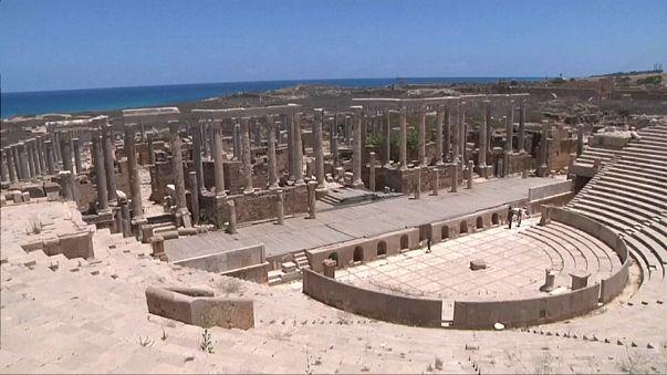 ما مصير المعالم الأثرية الليبية بعد الحرب؟