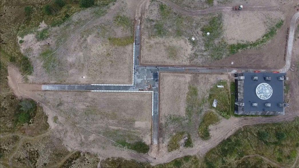 """Antigo """"bunker"""" nazi transformado em museu"""