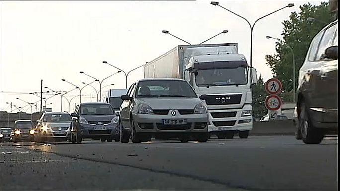 Fransa'dan dizel araçlara veda