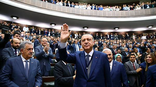 Την αναστολή των ενταξιακών διαπραγματεύσεων της Τουρκίας με την ΕΕ ζητούν οι ευρωβουλευτές