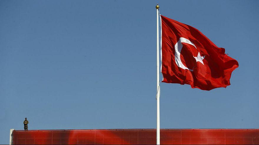 Emberi jogi aktivistákat tartóztattak le Törökországban