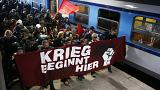 G20-Gegner: Im Sonderzug nach Hamburg
