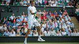 جریمه نقدی دو تنیس باز در ویمبلدون