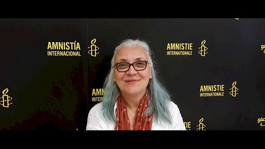 Turkey: 'grotesque abuse of power,' says Amnesty