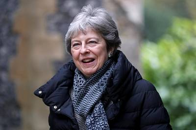 Prime Minister Theresa May has said that she would step down if Parliament passes the deal she negotiated with the E.U.