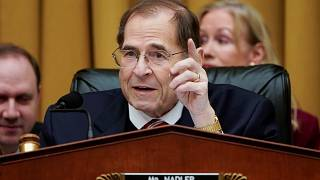 Image: Chairman of the House Judiciary Committee Jerrold Nadler (D-NY) spea