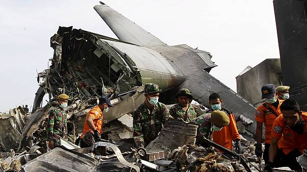 سقوط هواپیما در اندونزی؛ هر پنج سرنشین کشته شدند