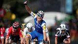 """Kittel """"bisa"""" com vitória na sexta etapa do Tour e Froome vestiu de amarelo"""