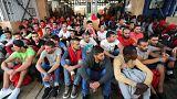 Dinheiro, retorno e código de conduta para travar migrantes económicos