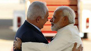 نگرانی مقامات فلسطینی از سفر یکجانبه نخستوزیر هند به اسرائیل