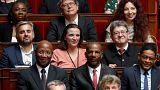 البرلمان الفرنسي يمدد حالة الطوارئ