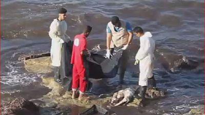 Libye : 53 corps de migrants découverts sur le littoral près de Tripoli